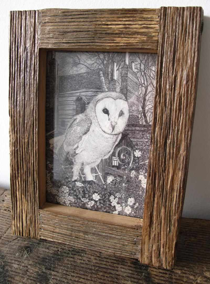 Rustic Picture Frame Hampshire