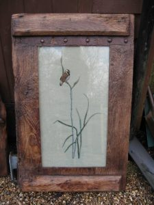Antique Wood Decor