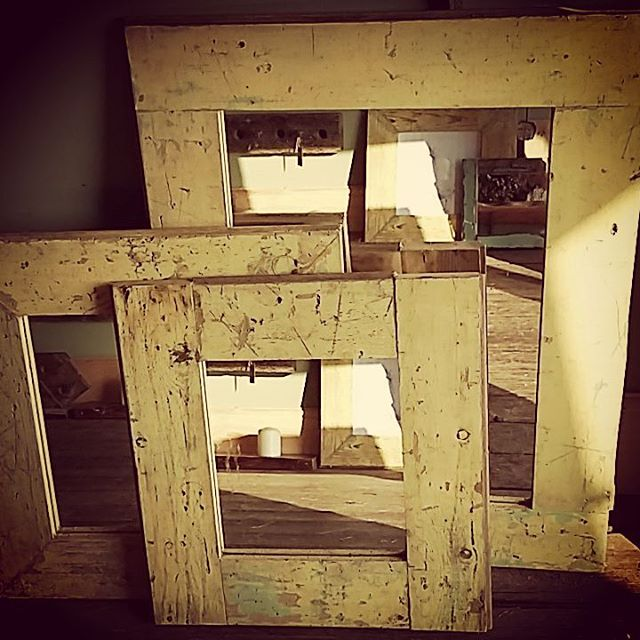 Rustic Home Decor Picture Frames