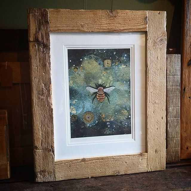 Elm Picture Frame