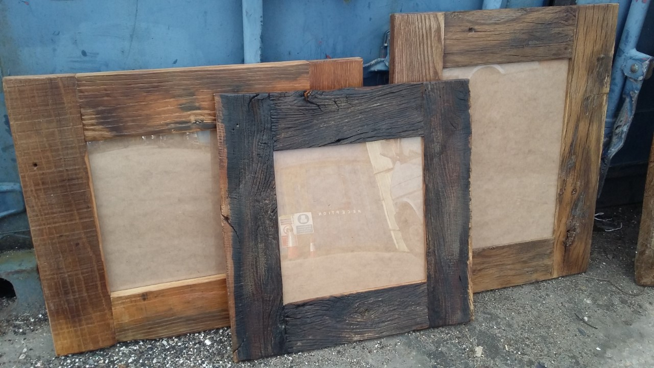 Rustic Bespoke Picture Frames