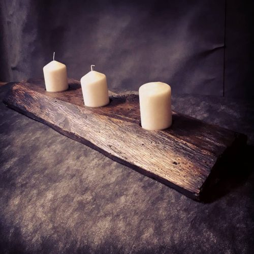 Rusticana Interiors candle holders