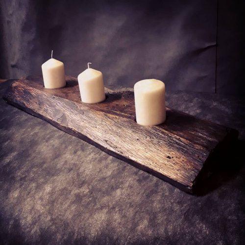 Rusticana Interiors candle holders