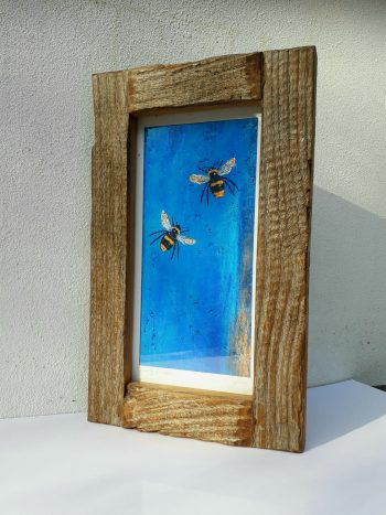 English Rustic Picture frame