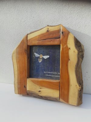 Rustic Picture frame with print